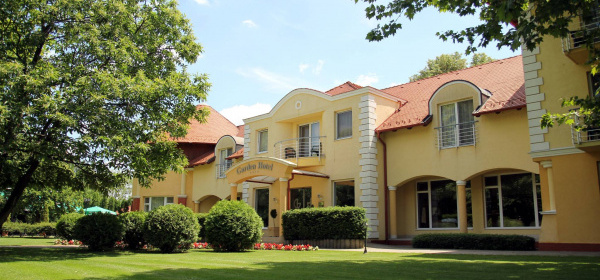 Garden Hotel Wellness & Konferencia Szolnok
