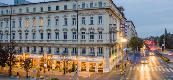 Danubius Hotel Rába Győr