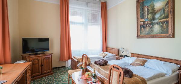 City Hotel Unió  Budapest