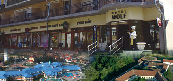 Hotel Wolf Sárvár