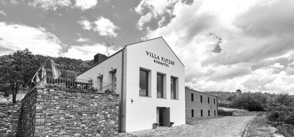 Villa Pátzay Borhotel Badacsonytomaj